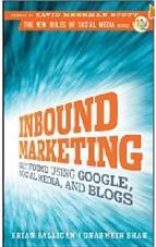 Inbound Marketing Book Cover