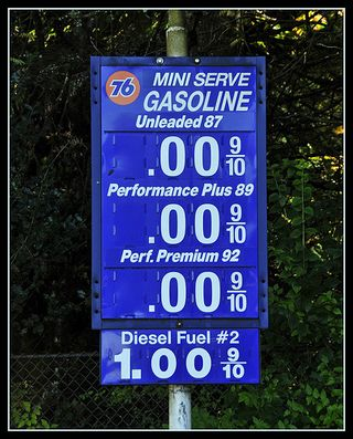 Gasoline for Free