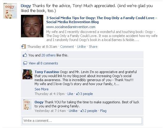 Trust - Oogy Facebook