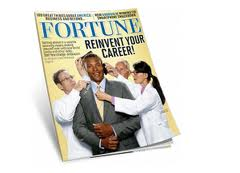 Fortune Magazine Reinvent Your Career