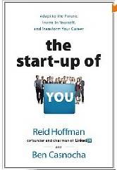 The Start-up of You Book Cover