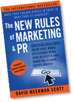 The new rules of marketing and pr book 2