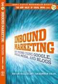 Inbound marketing book cover