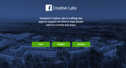 Facebook Creative Labs Image
