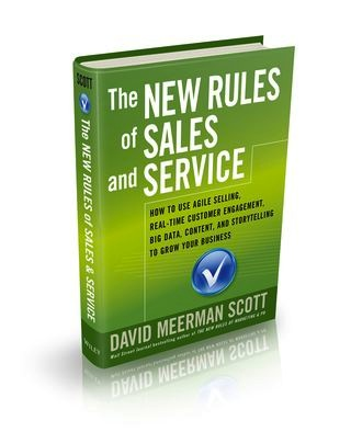 New Rules of Sales & Service Book Cover
